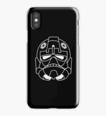 Tie Fighter Pilot iPhone Case