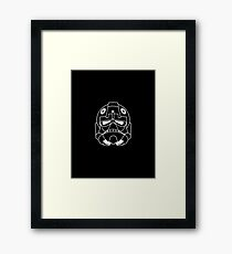 Tie Fighter Pilot Framed Print