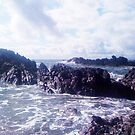 Lava Deposits On Ynys Llanddwyn by LADeville