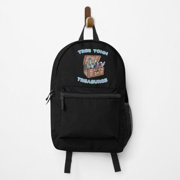 SAVE Tree Town Treasures! Backpack