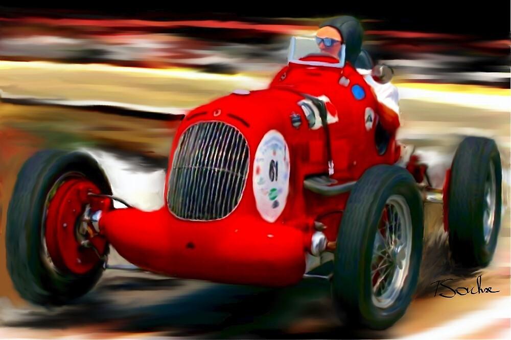 Alfa Romeo Racing  by Tom Sachse