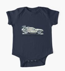 where we're going, we don't need roads Kids Clothes