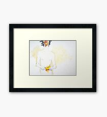 What Weight Framed Print