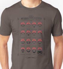 Super Mario - Beard Style Guide Unisex T-Shirt