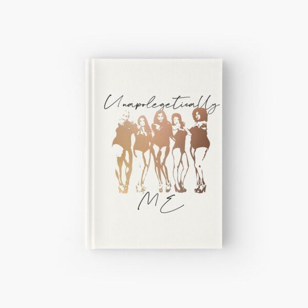 Unapolegetically Me Self Love, Body Positivity,  Gender Equality, Strong women, Black woman, Women Empowerment, Cultural Hardcover Journal