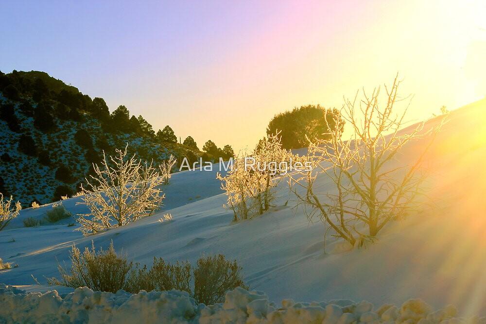 Kiss Of Dawn by Arla M. Ruggles