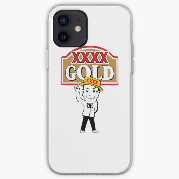 XXXX Gold Beer iPhone Soft Case