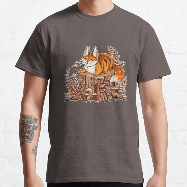 Caterpillar and Ladybug Classic T-Shirt