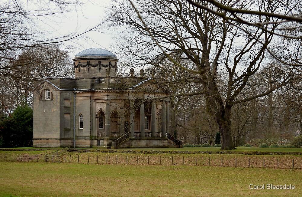 Gibside Chapel by Carol Bleasdale