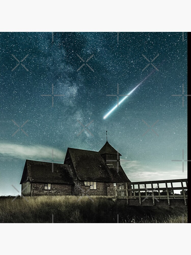 The stars and the blue sky by rororiri