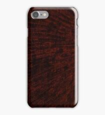 Red material iphone case iPhone Case/Skin