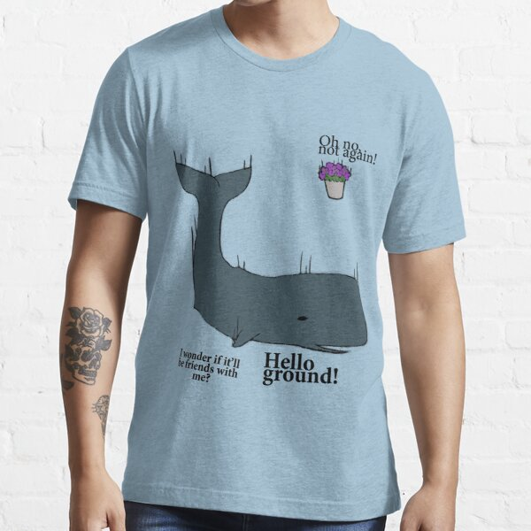 Hello Ground! - Hitchhiker's Guide To The Galaxy Essential T-Shirt