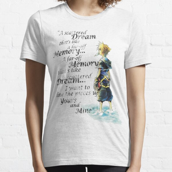 """""""Scattered Dreams"""" Essential T-Shirt"""