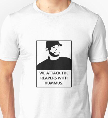 Joker or Oz....Hummus Attack T-Shirt