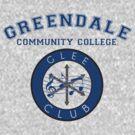 Greendale Glee Club by johnbjwilson