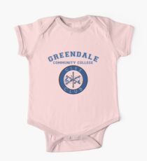 Greendale Glee Club One Piece - Short Sleeve