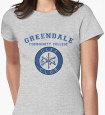 Greendale Glee Club Women's Fitted T-Shirt