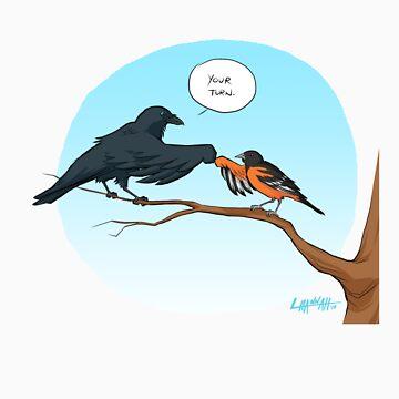 Go Baltimore Birds 2013 by rhannah25