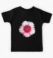 Red & White Flower Print Kids Clothes