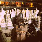 Wizards Chess by LaurelMuldowney