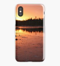 One year ends; another begins iPhone Case