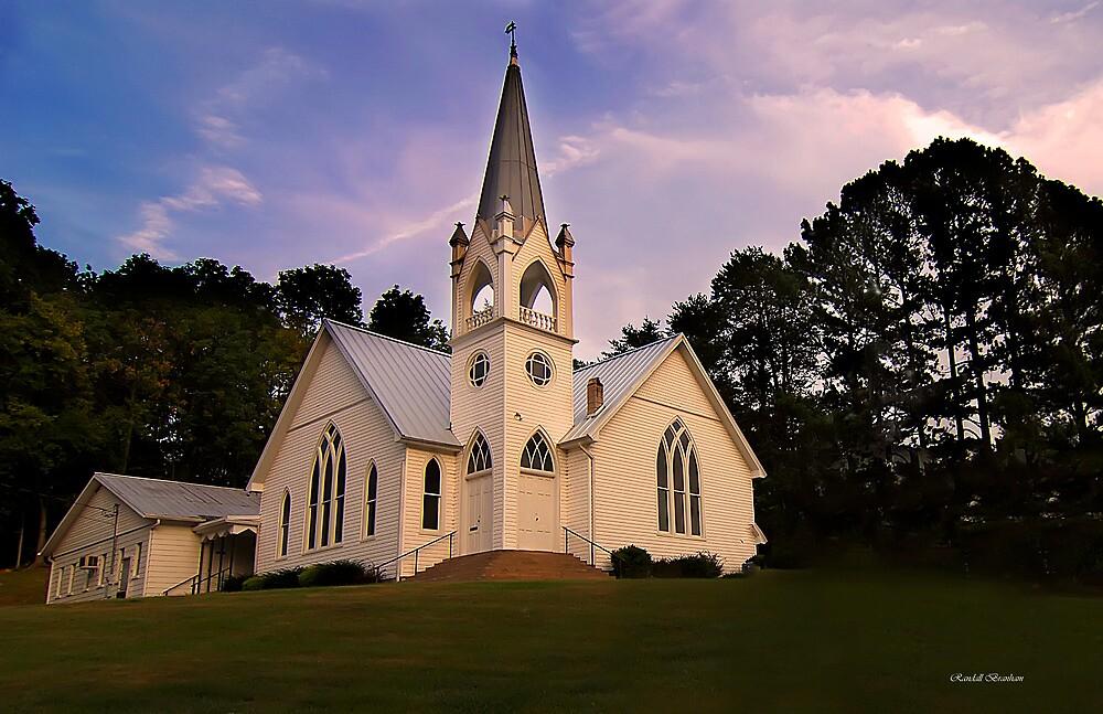 Pigeon Forge Church Tennessee by Randy Branham