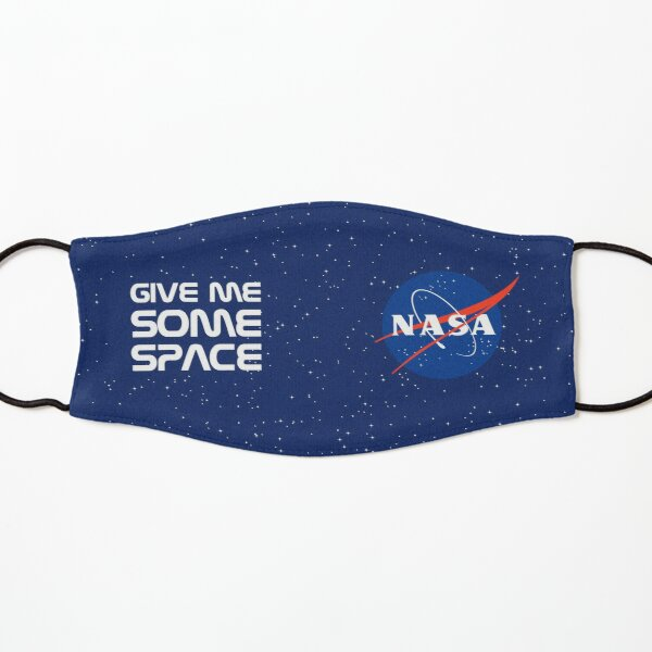 Give Me Some Space, Nasa! Kids Mask