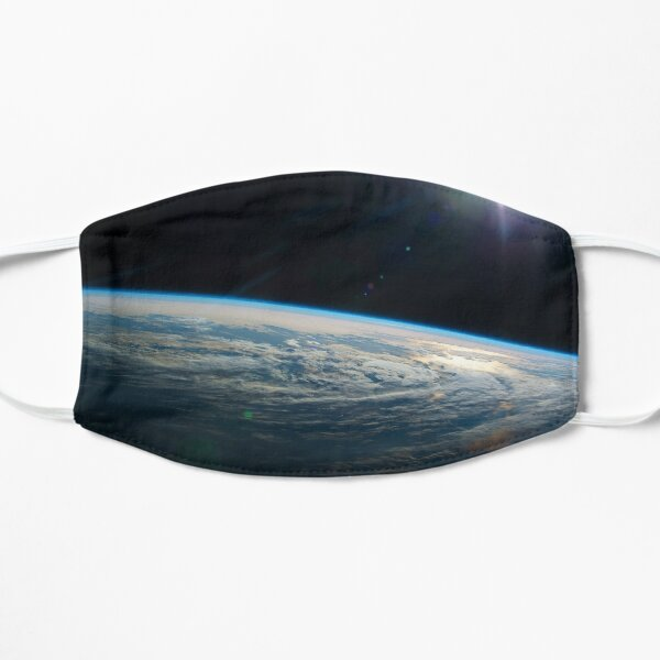Earth Space View Mask