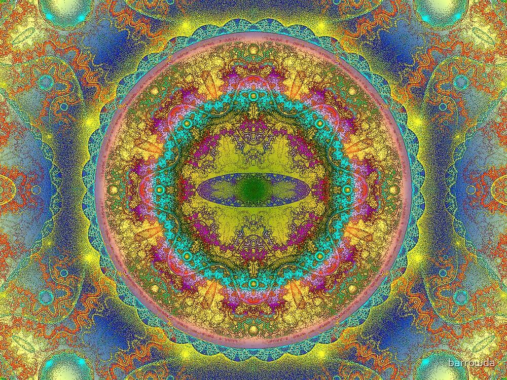 Tut54#1: Color My World (G1118) by barrowda