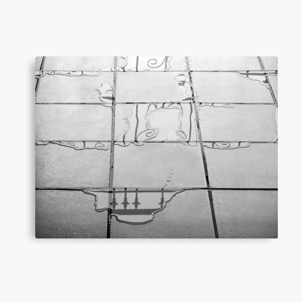 Spilled lines Canvas Print