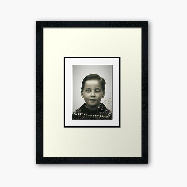 Peters First Passport Framed Art Print