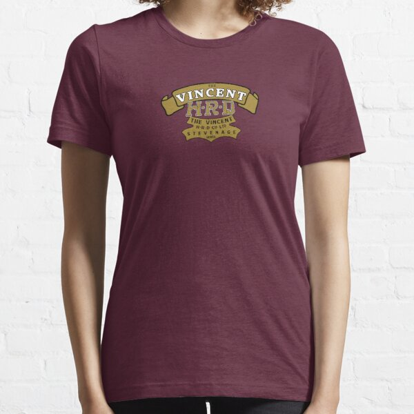 The Vincent HRD Motorcycles Essential T-Shirt