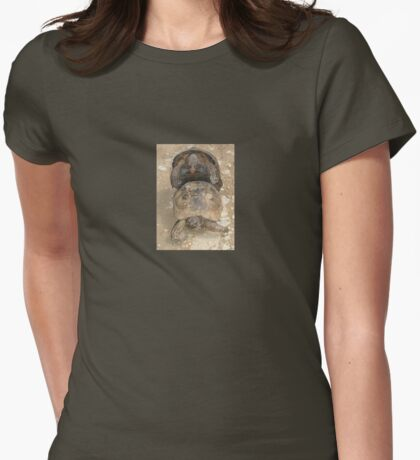 Humorous Mating Tortoises T-Shirt
