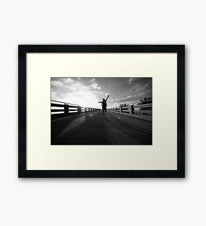 Self Portrait 1- For JG Framed Print