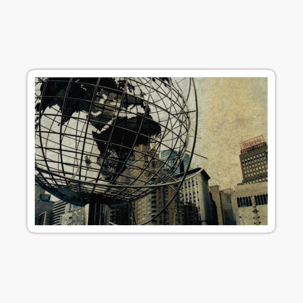 New York City © Sticker