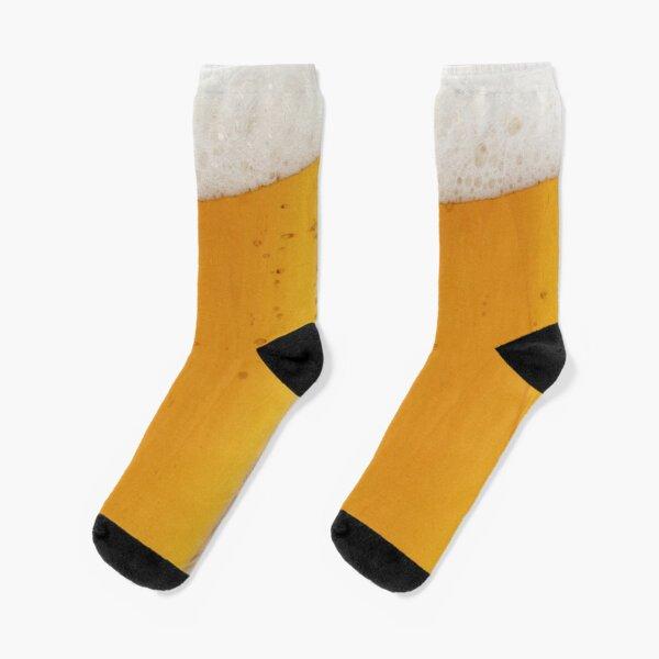 Beer Glass Socks Socks
