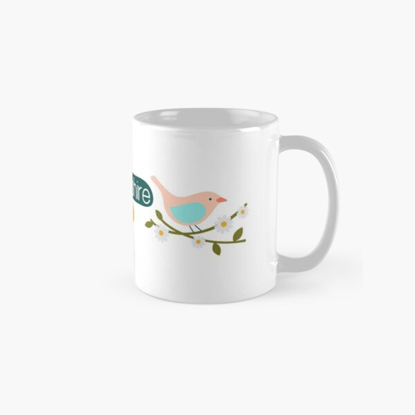 Hull & East Yorkshire Home Birth Group - Birdie Logo Classic Mug