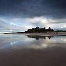 Bamburgh Castle by damophoto