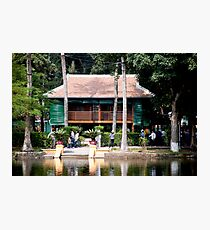 Ho Chi Minh House Photographic Print