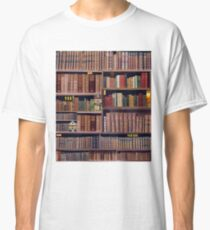 The World of Books Classic T-Shirt
