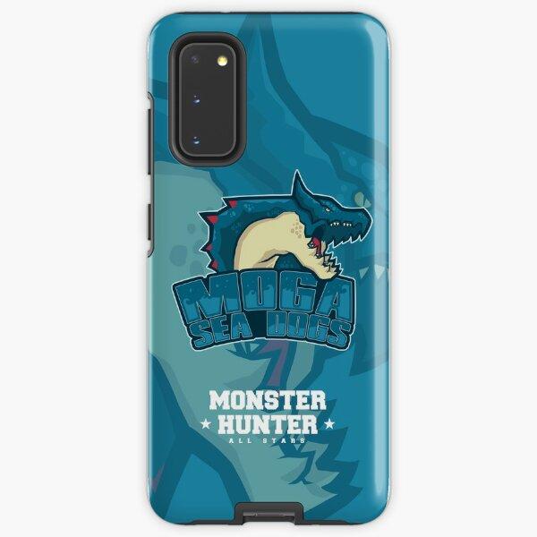 Monster Hunter All Stars - Moga Sea Dogs Samsung Galaxy Tough Case