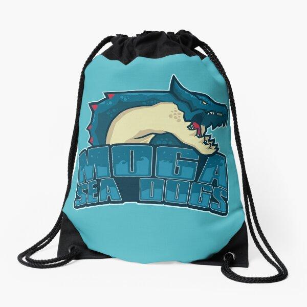 Monster Hunter All Stars - Moga Sea Dogs Drawstring Bag