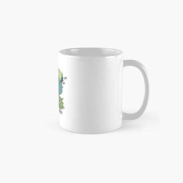 L'imprimante d'argent va Brrrrr - Wallstreetbets Mug classique