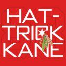 Hat-Trick Kane by fohkat