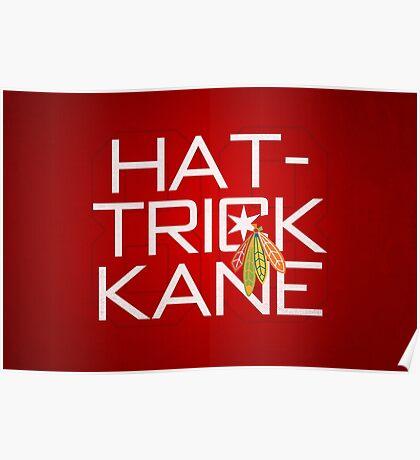 Hat-Trick Kane Poster