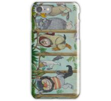 where the wild things are iPhone Case/Skin