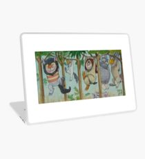 where the wild things are Laptop Skin