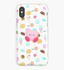Kirby & Sweets iPhone Case/Skin