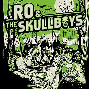 Ro & the Skullboys by NanoBarbero