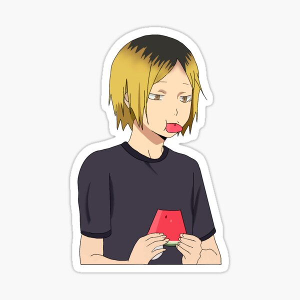 Kenma Sticker